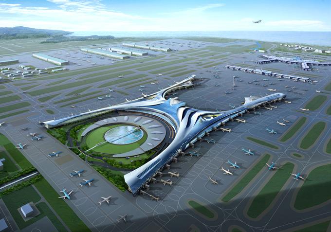 Incheon Airport T3