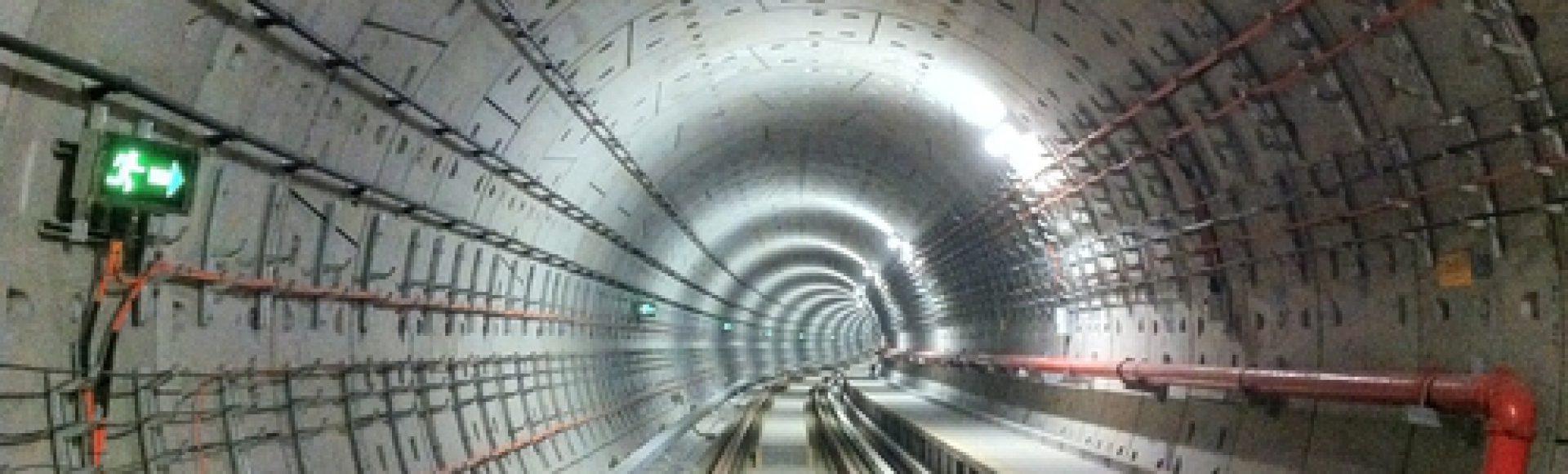 little india mrt tunnel