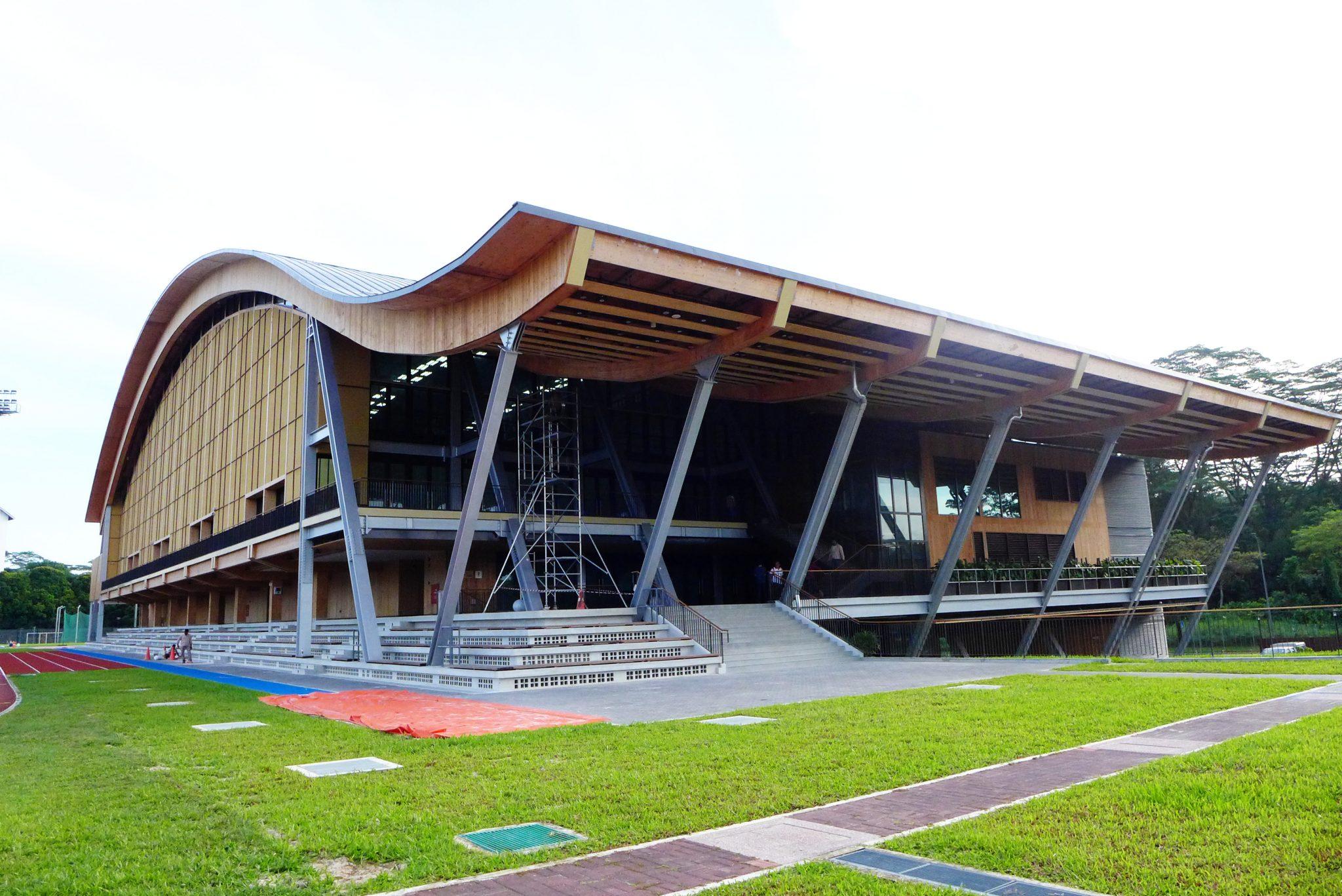 Singapore Sports and Recreation Centre, Nanyang Technological University